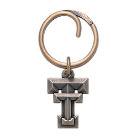 Texas Tech Key Chain