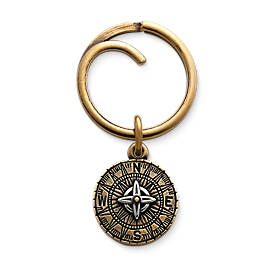 Point the Way Key Chain