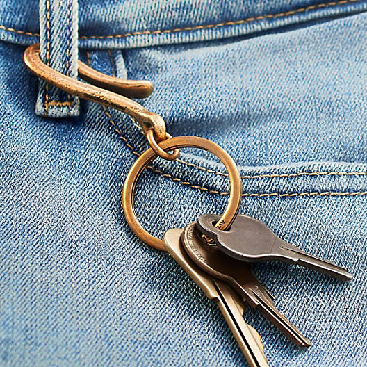 View Larger Image of Pocket Hook Key Chain