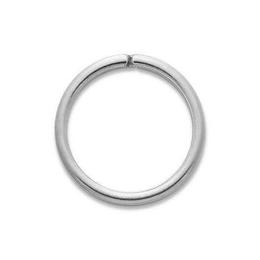 View Larger Image of Round Key Ring