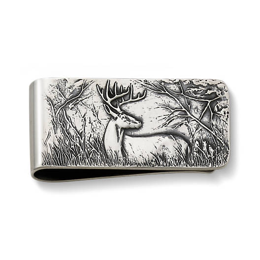 View Larger Image of Deer Money Clip