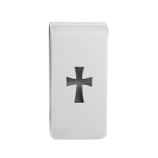 View Larger Image of Cross Money Clip