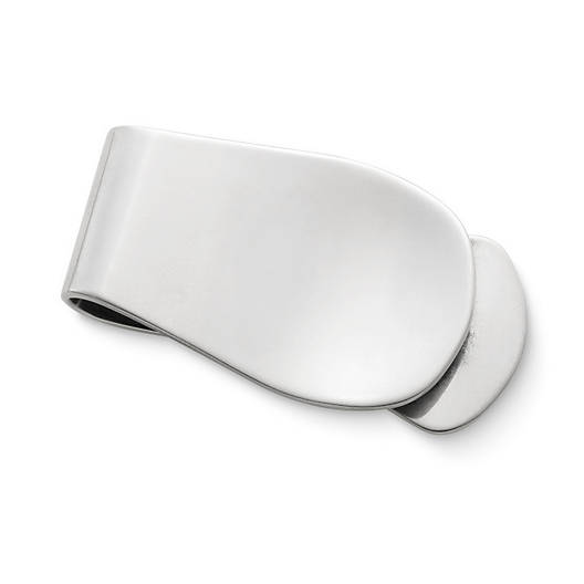 View Larger Image of Polished Curves Money Clip