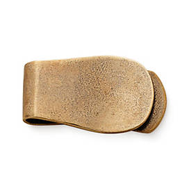 Rustic Curves Money Clip