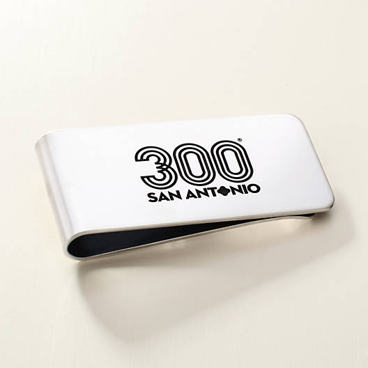 View Larger Image of Tricentennial Commemorative Money Clip