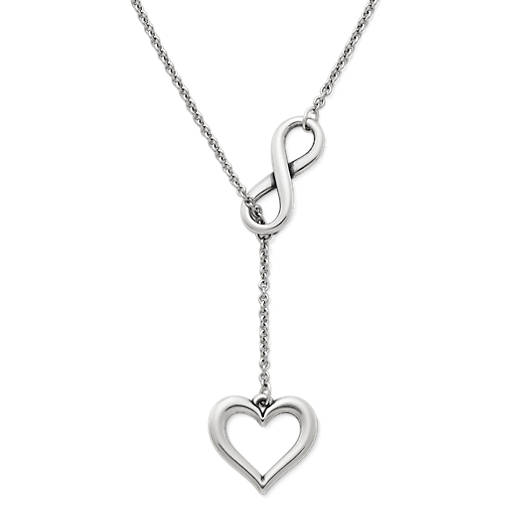View Larger Image of Infinite Love Necklace