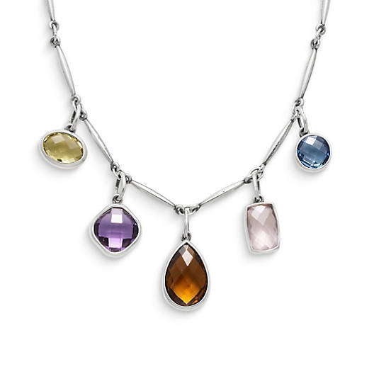 View Larger Image of Avery Isabella Link Necklace