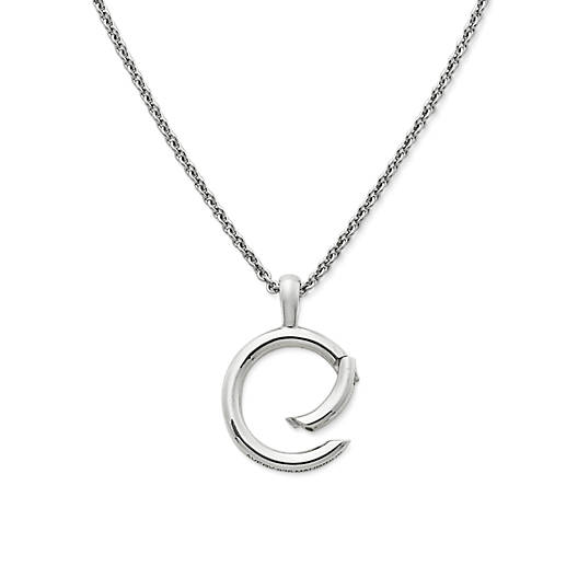 View Larger Image of Circlet Charm Holder Necklace