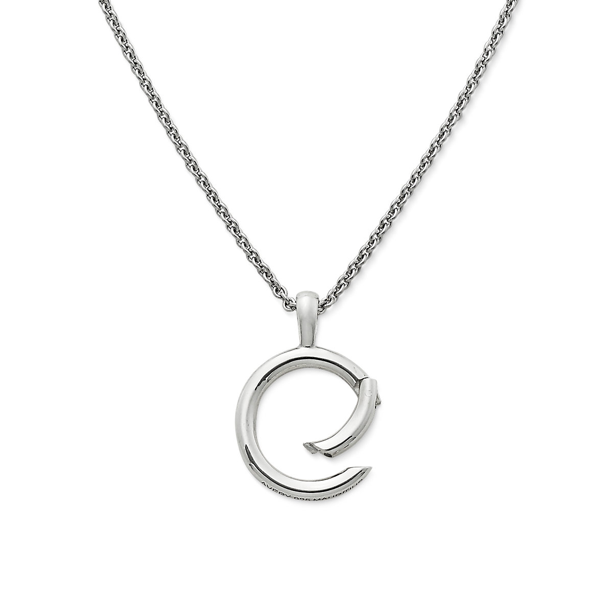 Charm holder necklaces james avery circlet charm holder necklace aloadofball Gallery
