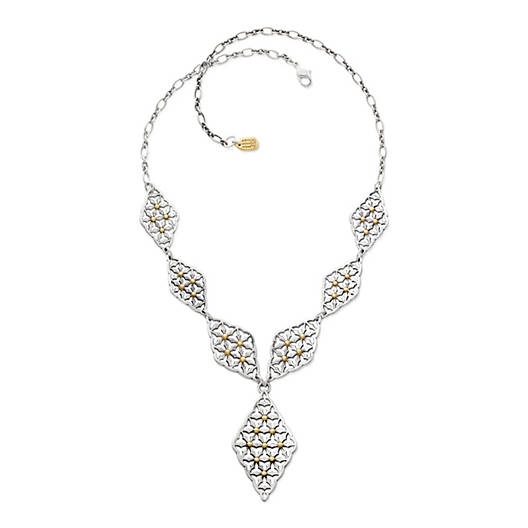 View Larger Image of Lattice Necklace