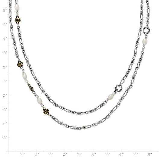 View Larger Image of Marjan Pearl Necklace