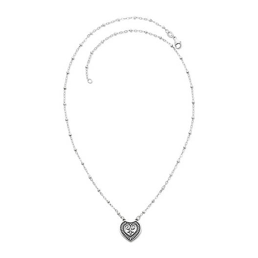 View Larger Image of Ardent Heart Necklace