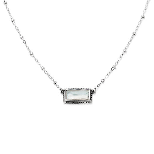 View Larger Image of Palais Blanc Doublet Necklace
