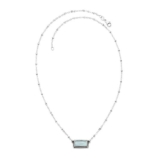 View Larger Image of Palais Bleu Clair Triplet Necklace