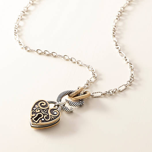and products o charm stamped mark necklace graham