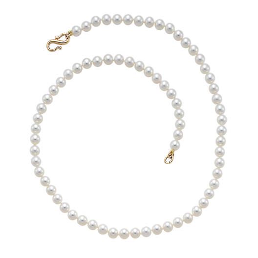 View Larger Image of Cultured Pearl Necklace