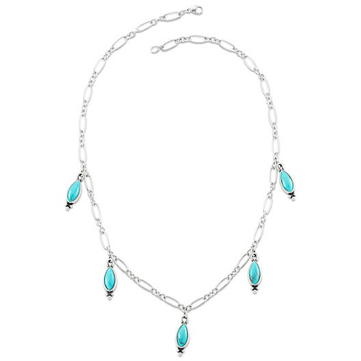 View Larger Image of Adela Necklace with Turquoise