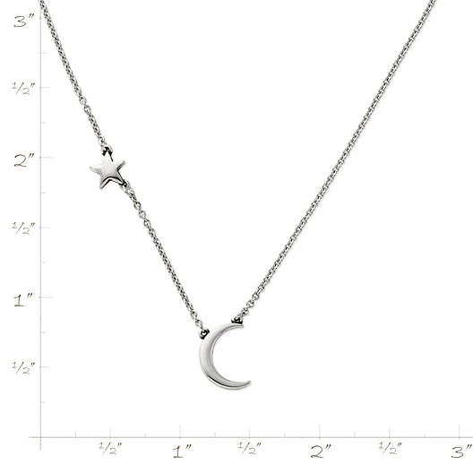 View Larger Image of Shoot for the Moon Necklace