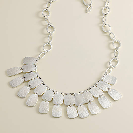 View Larger Image of Shimmering Elements Necklace