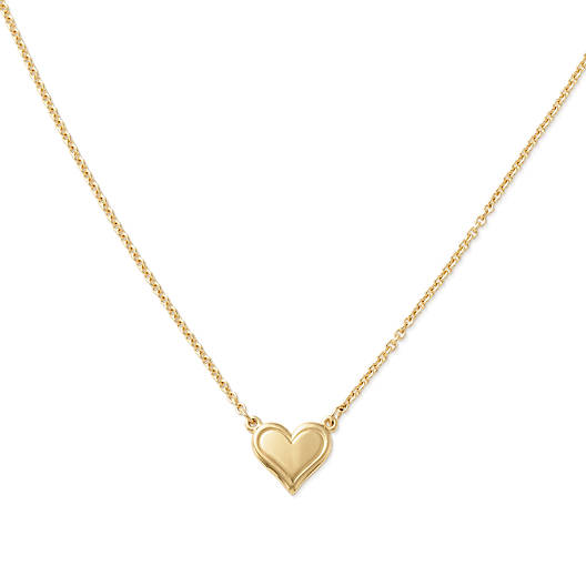 View Larger Image of Delicate Heart Necklace