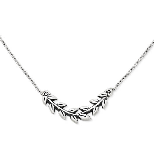 View Larger Image of Delicate Vines Necklace