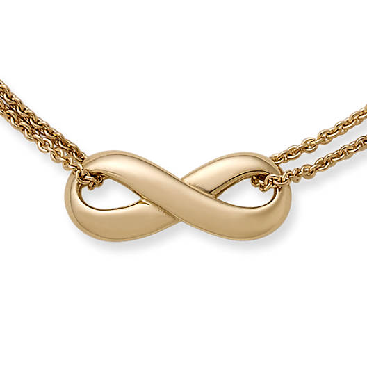 View Larger Image of Infinity Necklace