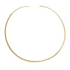 Collet Neck Collar