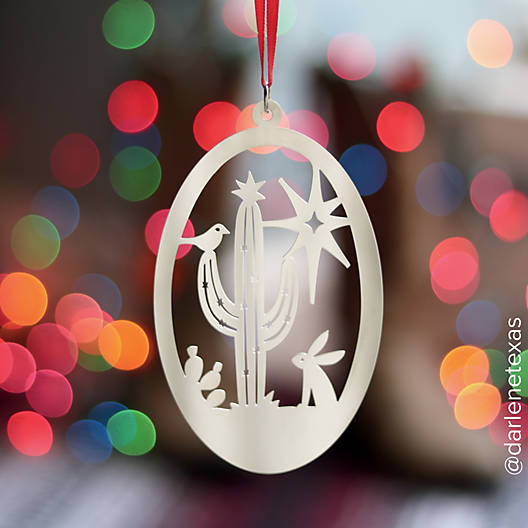 View Larger Image of Southwest Christmas Ornament
