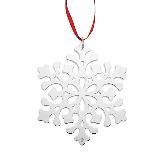 View Larger Image of Woodland Snowflake Ornament