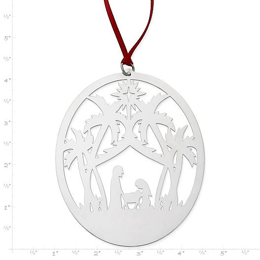 View Larger Image of Holy Night Ornament