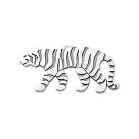 Bengal Tiger Pin Pendant