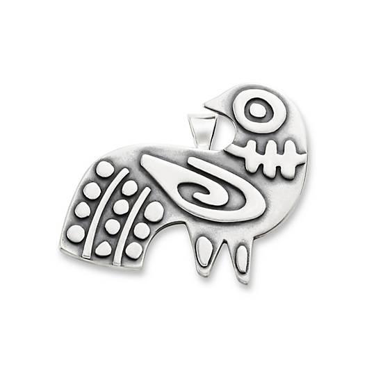 View Larger Image of African Bird Pin Pendant
