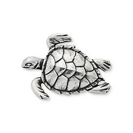 Hawksbill Turtle Pin Pendant