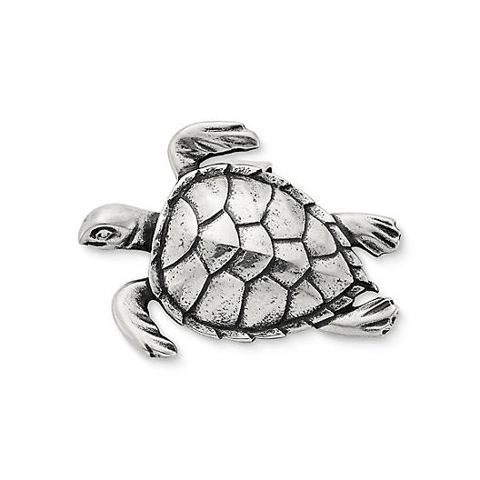 View Larger Image of Hawksbill Turtle Pin Pendant