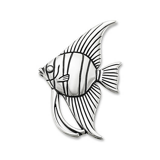 View Larger Image of Angel Fish Pin Pendant