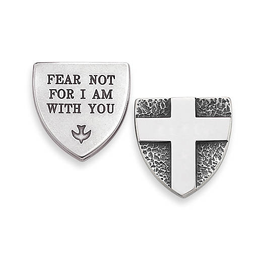 "View Larger Image of ""Fear Not..."" Pocket Piece"