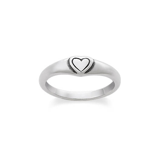 View Larger Image of Child's Cherished Heart Ring