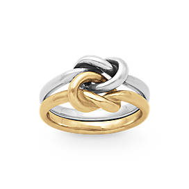 Original Lovers' Knot Ring