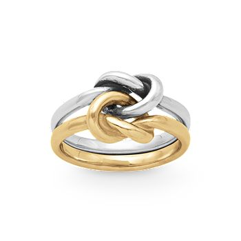 Original Lovers' Knot Ring - James Avery