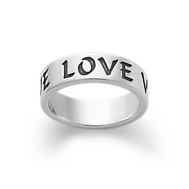 """True Love Waits"" Ring"
