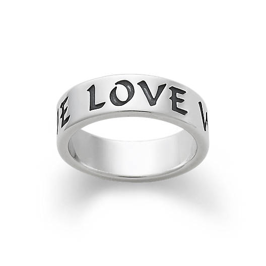 "View Larger Image of ""True Love Waits"" Ring"