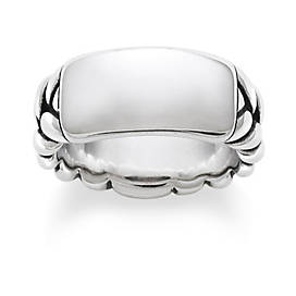 Engravable Men's Ring