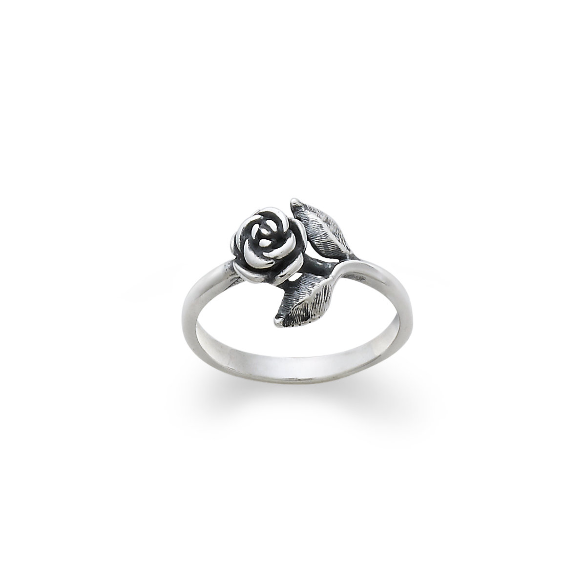 small rose ring james avery