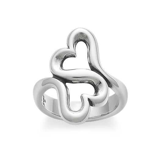 View Larger Image of Heart to Heart Ring