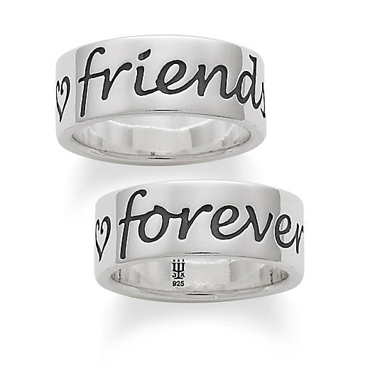 "View Larger Image of ""Friends Forever"" Band"