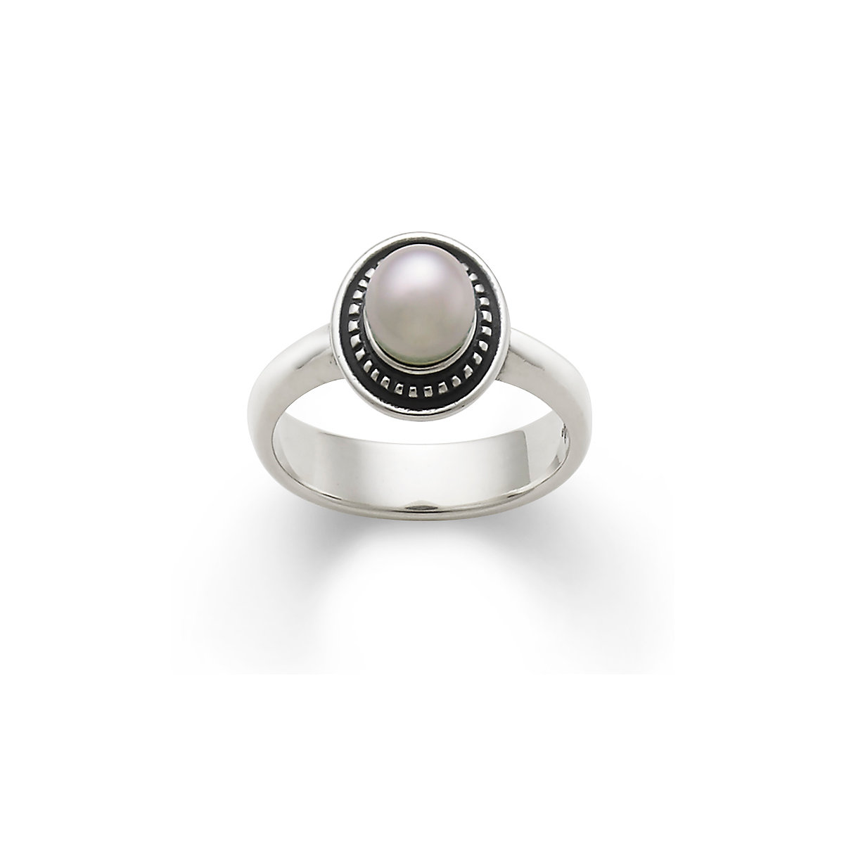 slant rings cultured zales pearl three v stone freshwater white gold c with ring in