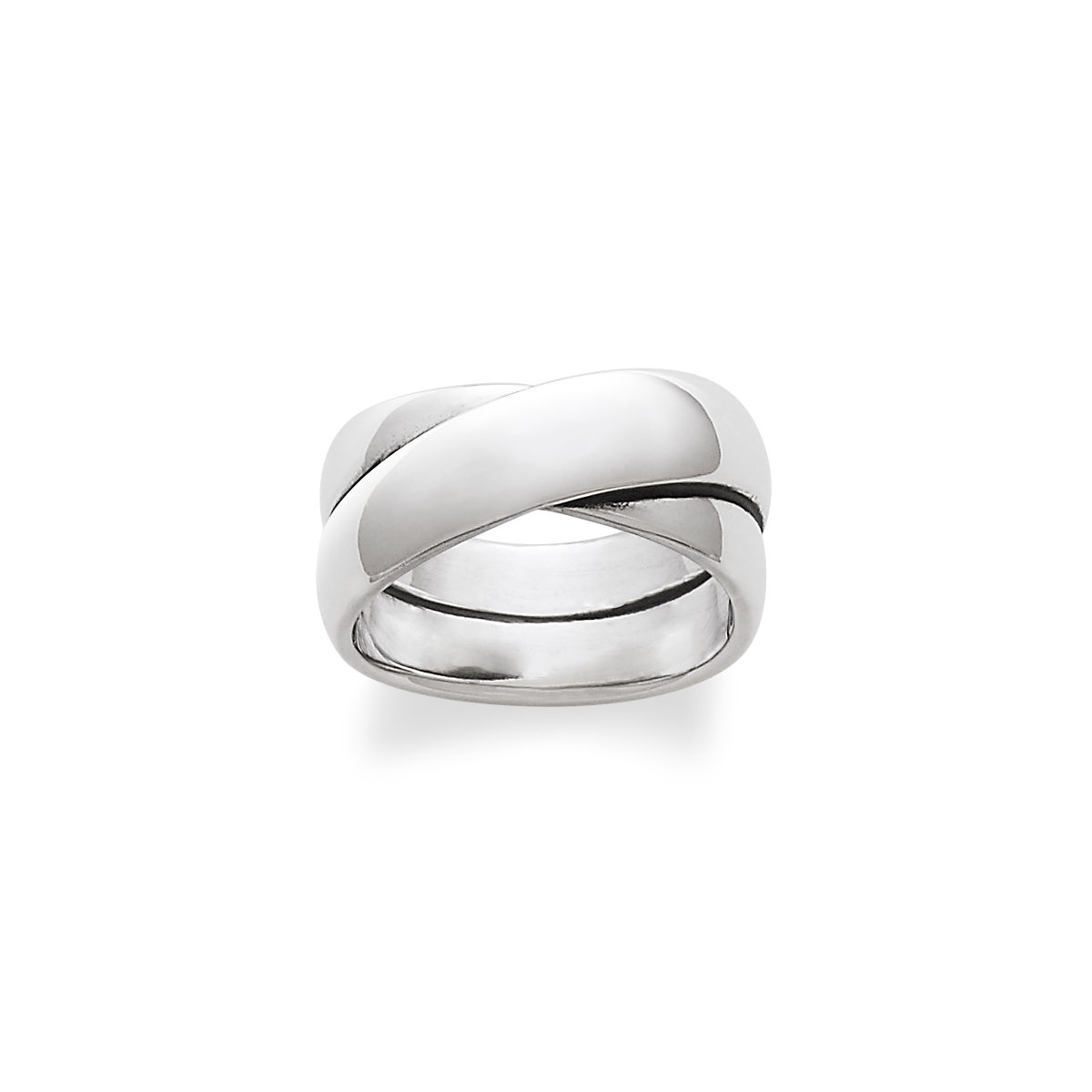 sterling rings tinnivi endless heart silver love couples