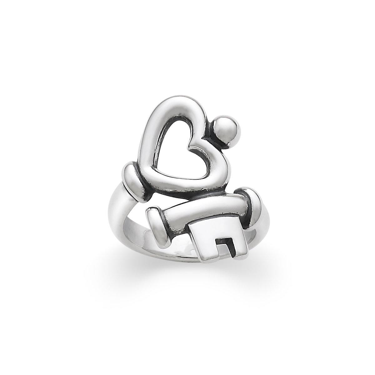 Key To My Heart Ring James Avery