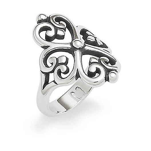 View Larger Image of Adorned Hearts Ring