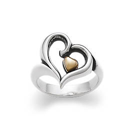 Joy of My Heart Ring